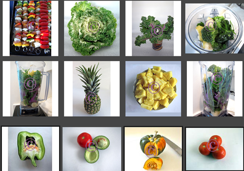 Fruits - Vegetables - Group 5 - Watermarked
